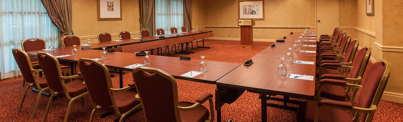 Wyndham Grand Pittsburgh Downtown Meeting Room